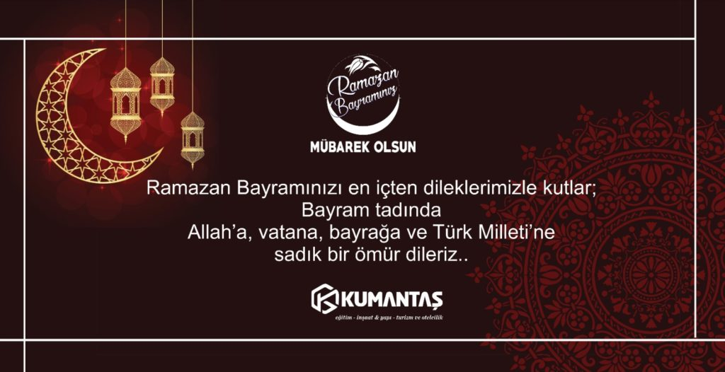 2020 Ramazan Bayramı